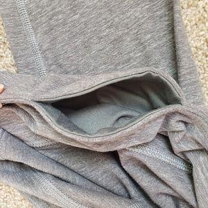 lululemon athletica Pants - 🌿Lululemon High Waisted Grey Leggings Size 6